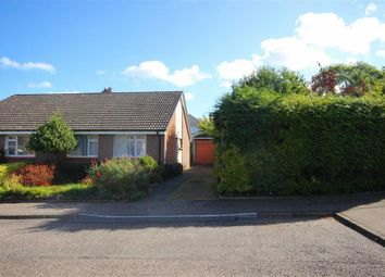Thumbnail 2 bed semi-detached bungalow for sale in 5, Carron Place, St Andrews, Fife