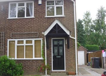 Thumbnail 3 bed semi-detached house to rent in Erica Drive, South Normanton, Alfreton