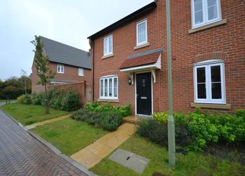 Thumbnail 3 bed semi-detached house to rent in Chris Muir Place, Great Western Park, Didcot