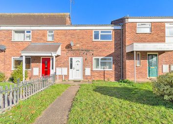 Thumbnail 2 bed terraced house for sale in Gordon Richards Close, Newmarket, Suffolk