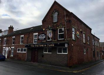 Pub/bar for sale in Victoria Social Club, 44-50 Carter Street, Goole DN14