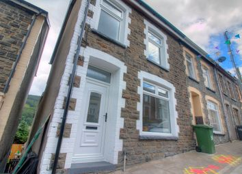 Thumbnail 3 bed terraced house to rent in Consort Street, Mountain Ash