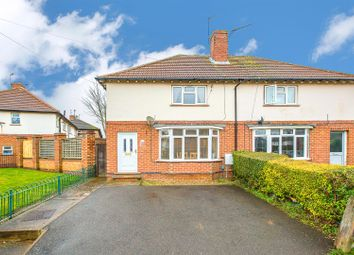 Thumbnail 3 bed semi-detached house for sale in Cedar Road, Kettering