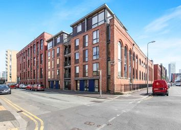 Thumbnail 2 bed flat to rent in Hulme Hall Road, Manchester