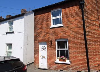 2 bed terraced house to rent in Victoria Road, Sevenoaks TN13
