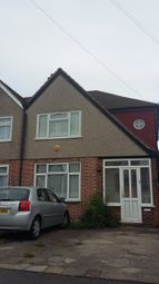 Thumbnail 3 bed semi-detached house to rent in Hibbert Road, Harrow