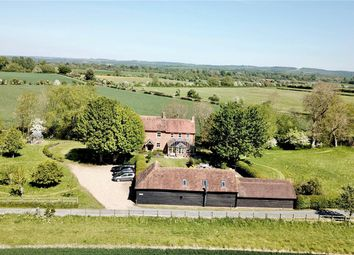Thumbnail 5 bed detached house for sale in Church Road, Nr Wallingford, Oxfordshire