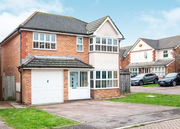 Thumbnail 4 bed detached house to rent in Cherwell Close, Stone Cross, Pevensey