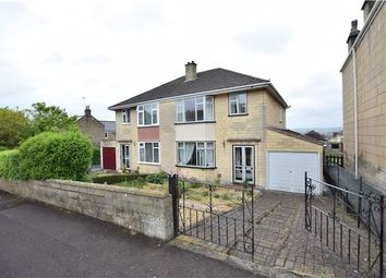 Thumbnail 3 bed semi-detached house for sale in 75 Southdown Road, Bath, Somerset