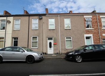 Thumbnail 1 bed flat for sale in Aldborough Street, Blyth, Northumberland