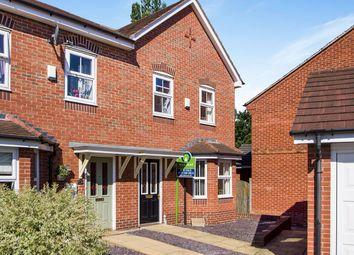 Thumbnail 3 bed terraced house for sale in Redbridge Close, Ilkeston, Derbyshire