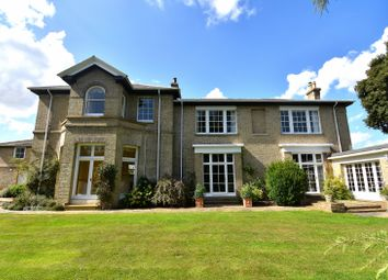 Thumbnail 7 bed detached house for sale in Trimley St Martin, Felixstowe, Suffolk