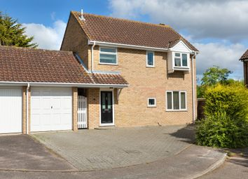 Thumbnail 4 bedroom detached house for sale in Deben Avenue, St. Ives, Huntingdon