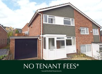 Thumbnail 3 bedroom semi-detached house to rent in Barley Farm Road, Exeter