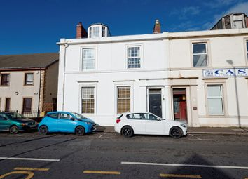 Thumbnail 3 bedroom flat for sale in Princes Street, Ardrossan, North Ayrshire