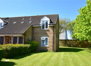 Thumbnail 1 bed flat for sale in Courtfields, Elm Grove, Lancing, West Sussex