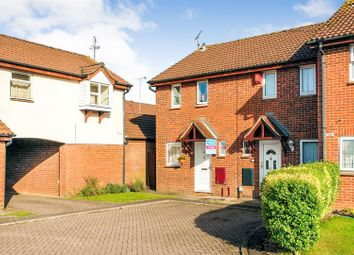 Thumbnail 2 bed end terrace house to rent in Coppice Way, Aylesbury