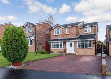 Thumbnail 5 bedroom detached house for sale in Bellflower Grove, Stewartfield, East Kilbride