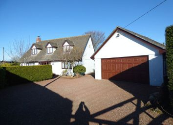 Thumbnail 4 bed detached house for sale in The Down, Bere Alston, Yelverton