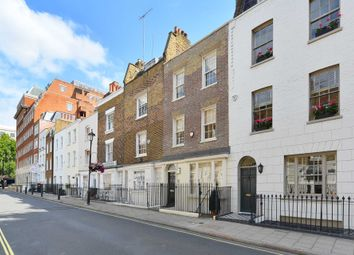 3 bed terraced house to rent in Knox Street, Marylebone W1H