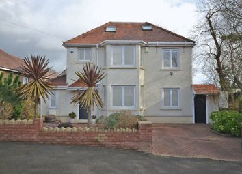 Thumbnail 3 bedroom detached house for sale in Spacious Detached House, Allt-Yr-Yn Road, Newport