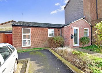 Thumbnail 2 bedroom semi-detached bungalow for sale in The Hollies, Gravesend, Kent