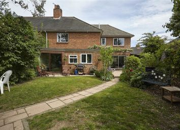 Thumbnail 4 bed semi-detached house for sale in Lancaster Road, Maidenhead, Berkshire