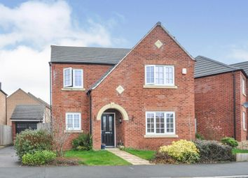 Thumbnail 4 bed detached house for sale in Terry Smith Avenue, Rothwell, Kettering