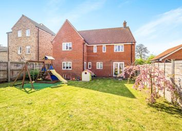 Thumbnail 4 bed detached house for sale in Round House Way, Cringleford, Norwich