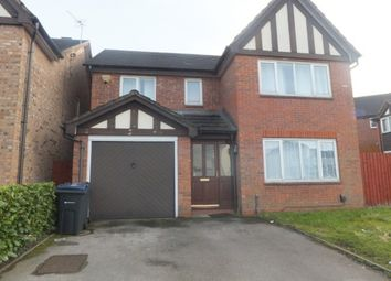 Thumbnail 4 bed property to rent in Oakfield Road, Erdington
