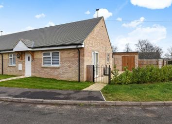 Thumbnail 2 bed semi-detached bungalow for sale in The Crescent, Steeple Aston, Bicester