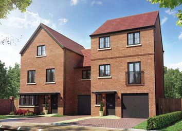 """Thumbnail 4 bed link-detached house for sale in """"The Brampton"""" at Buckden Road, Brampton, Huntingdon"""