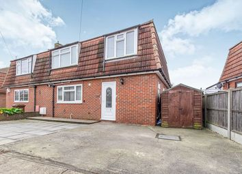 Thumbnail 3 bed semi-detached house for sale in Harrison Drive, High Halstow, Rochester