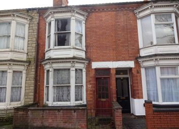Thumbnail 2 bedroom terraced house for sale in Harrow Road, Off Narborough Road, Leicester