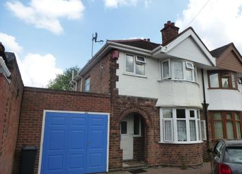 Thumbnail 3 bed property to rent in Chester Road, Castle Bromwich, Birmingham
