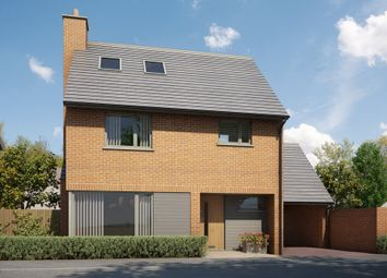 Thumbnail 3 bedroom detached house for sale in Hempstead Road, Radwinter, Saffron Walden