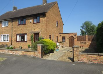 Thumbnail 3 bed semi-detached house for sale in Springfield Road, Walgrave, Northampton