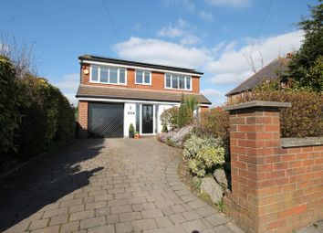 Thumbnail 4 bed detached house for sale in Plodder Lane, Over Hulton, Bolton, Lancashire.