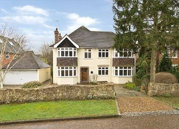 Thumbnail 5 bed detached house to rent in Crossfield Place, Weybridge, Surrey