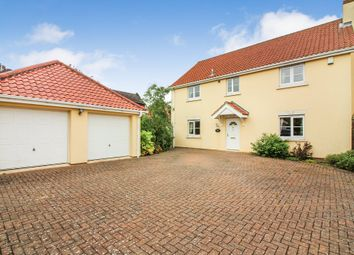Thumbnail 4 bed detached house for sale in Kings Wood, Loddon, Norwich