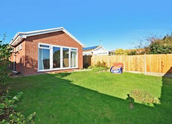 Thumbnail 2 bed bungalow for sale in Elmstone Gardens, Cliftonville, Margate, Kent