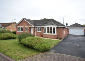 Thumbnail 3 bedroom detached bungalow for sale in Aire View, Snaith, Goole