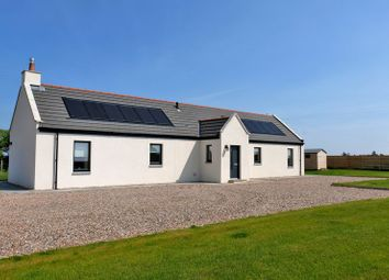 Thumbnail 3 bed detached bungalow for sale in Lonmay, Fraserburgh