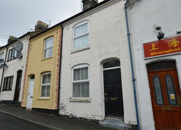Thumbnail 3 bedroom terraced house for sale in Guelph Road, Thorpe Hamlet, Norwich