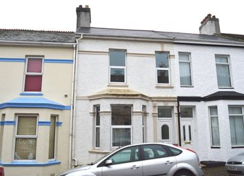 Thumbnail 2 bed terraced house to rent in Beatrice Avenue, Keyham, Plymouth
