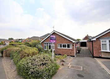 Thumbnail 2 bed bungalow for sale in Marlborough Way, Ashby-De-La-Zouch