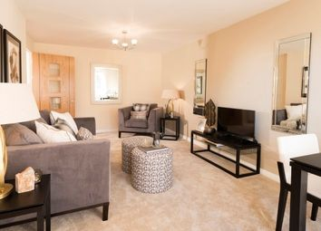 Thumbnail 1 bed flat to rent in Woodgrove Court, Peter Street, Hazel Grove