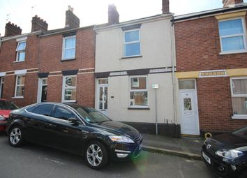 Thumbnail 2 bedroom property to rent in Roberts Road, St. Leonards, Exeter