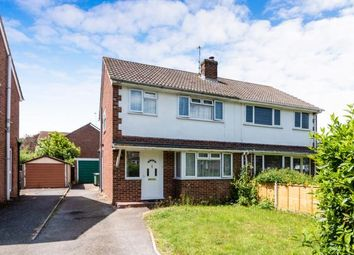Thumbnail 3 bed semi-detached house for sale in Basingstoke, Hampshire