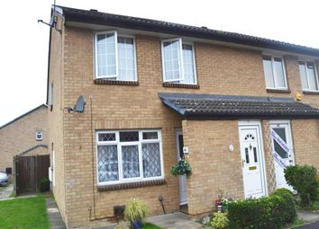 Thumbnail 1 bed maisonette to rent in Juniper Way, Harold Wood, Romford